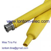 China Flexible Gas Hose Heat Shrink Tubing on sale