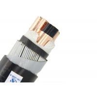 Quality Medium Voltage Three Core 120mm2 Insulated Power Cable for sale