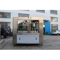 Quality Aluminum Tin Can Filling Machine Carbonated Energy Drink Canning Filling Sealing Machine for sale