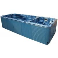 Quality Large Whirlpool Large Outdoor Hot Tubs With Balboa Control System for sale