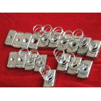 Quality 316 / 201 Stainless Steel Spring Nut Hardware M6 for sale