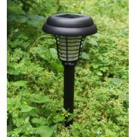 Quality China Solar Energy /Solar Mosquito Killer Lamp with 2PCS LEDs (12000-15000Lux) for sale