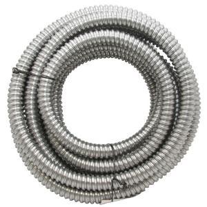 UL Listed Flexible Outdoor Electrical Conduit , Seal Tight Flexible Conduit