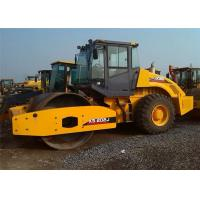 Buy Road Making Machine  18 Ton Vibrating Road Roller Machine With Single Drum at wholesale prices