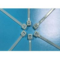 Quality Bulk Plastic Industrial Zip Ties Easy Operated With Less Insert Force for sale