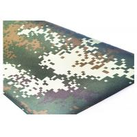 Buy cheap 200 GSM Camouflage Print Fabric Shrink Resistant 21X21 Yarn Count Odor Free from wholesalers