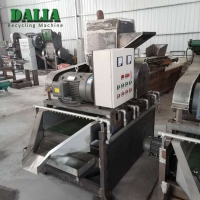 Quality Capacity 200 Kgs/H Water Type Scrap Copper Wire Granulator for sale