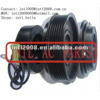 Quality A/C compressor clutch with 6 grooves pulley applicable for 7SBU16C AUDI A6 for sale