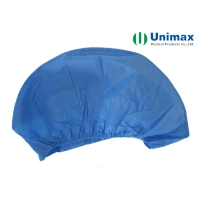Quality OEM PP Disposable Surgical Cap with Elastic for sale