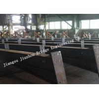 Quality Corridor Skywalk Prefab Steel Structures Fabrication for Urban High Rise Buildings Modular Connecting for sale