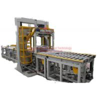Buy cheap Humanized Structure Coil Stretch Wrapping Machine Horizontal Universal Type from wholesalers