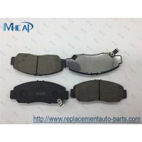 Quality Auto Brake Pad Set Front Axle 45022-SDD-A00 Honda Accord Civic FR-V Odyssey Stream Acurate for sale