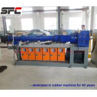 Quality Rubber Cold Feed Extruder, Cold Feed Rubber Extruder for sale