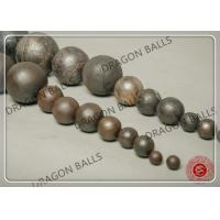 Quality Low / High Chrome Steel Grinding Media Balls With CE / ISO Certification for sale