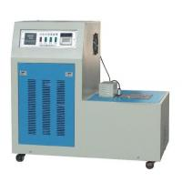 China -60°C~+30°C Low Temperature Chamber For Metal Specimen Impact Test on sale