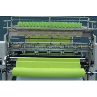 Buy cheap Three Needle Bar Multi Needle Quilting Machine 380V For Garments , Winter from wholesalers