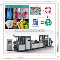 Quality Ultrasonic Non-woven Bags Making Machine for sale