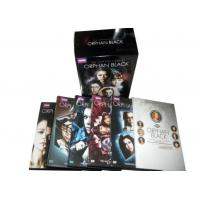 Quality Disney Movie Collection Set Orphan Black The Complete Series Children'S Dvd Box Sets for sale