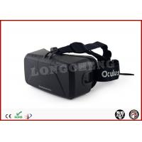 China Oculus Rift DK2 Virtual Reality Headset / Helmet Immersive for Gaming on sale