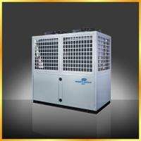 Quality -25 Degree Air To Water EVI Low Temperature Heat Pump With Copeland Compressor for sale