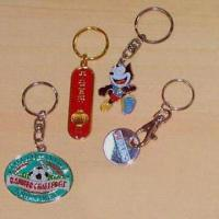 Quality Stamped or Etched Keychains with Trademark for sale