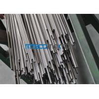 Quality ASTM A789 1 / 2 Inch S31803 1.4462 Duplex Stainless Steel Tube With High Tensile Strength for sale