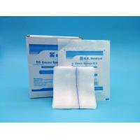 China Disposable Sterile Medical Swabs , Absorbent Gauze Swab Custom Design on sale