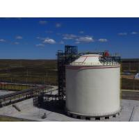 Quality Industry Cryogenic LNG Storage Tanks 20000m3 Vertical And Horizontal Type for sale