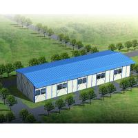Buy light steel structure prefab house at wholesale prices