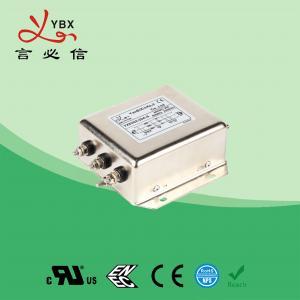 Quality 150A Passive Inverter EMI Filter , EMC Mains Filter For Servo Motor for sale