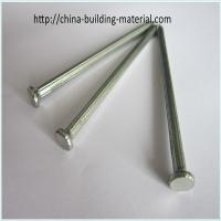 Buy cheap 45# steel cement nail,galvanized from wholesalers