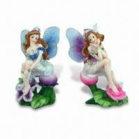 Quality Polyresin Craft, Made of Resinic Material, Ideal for Gift and Promotional Purposes for sale