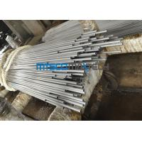 Quality SAF2507 / 1.4410 Duplex Steel Tube 1 / 2 Inch 12SWG For Pipelines for sale
