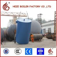 Quality Plywood factory used 1.4MW wood veneer fired vertical thermal oil heater for sale