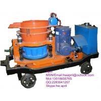 Quality HSP series wet-mix concrete shotcrete machine for sale