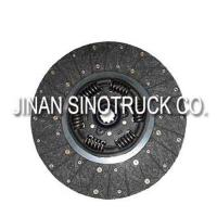 Quality SINOTRUCK HOWO:HOWO PARTS:HOWO CLUTCH PARTS:HOWO CLUTCH DISC for sale