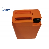 Quality Plastic Case 12V 100Ah LiFePO4 Deep Cycle Battery Pack For RVs for sale