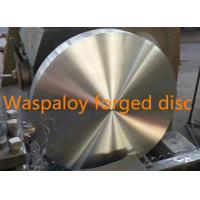 Quality Waspaloy Round Bar / Forgings Special Alloys For Clean Energy And Oceaneering AISI NO.685 for sale