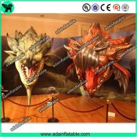Quality Stage Decoration,Inflatable Dragon Head, Event Stage Decoration for sale