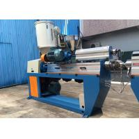 Quality Fully Automatic XLPE Wire Extruder Machine With Caterpillar / Take Up Machine for sale