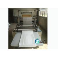 China Bottome Sealing  Polythene Plastic Bag Making Machine Overloading Protection on sale