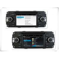 China Multimedia Magnum Dodge DVD Player Android Car GPS Navigation 2005 - 2007 on sale