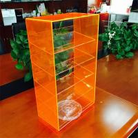China high quality and hot sale acrylic acrylic mobile phone charger display stand on sale