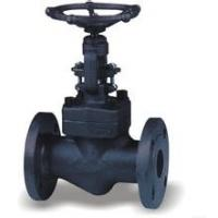 Quality forged steel  Flange and the welding globe valves (SW/Threaded End) for sale