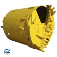 Quality Single/ Double Bottom Rock Drilling Buckets for sale
