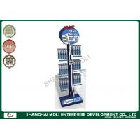 Quality Eyecatching wire Shop Display Racks for toothpaste toothbrush display stand for sale