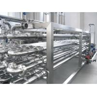 Quality Fully Automatic UHT Sterilization Machine Various Combination Design Available for sale