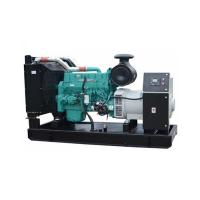 Quality Continuous power 180kva Cummins diesel generator 6CTA8.3 - G2 engine exhaust manifold ComAp for sale