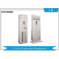 Quality Cabinet Ozone / UV Air Disinfection Machine 22KG With Sterilization Rate 99% for sale