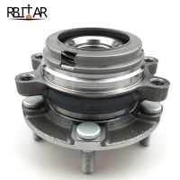 Quality 40203-Jn01a 40203-9w06a Nissan Car Wheel Bearing Hub Front Wheel Bearing Hub Assembly for sale